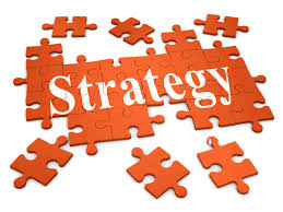 Image of the word Strategy