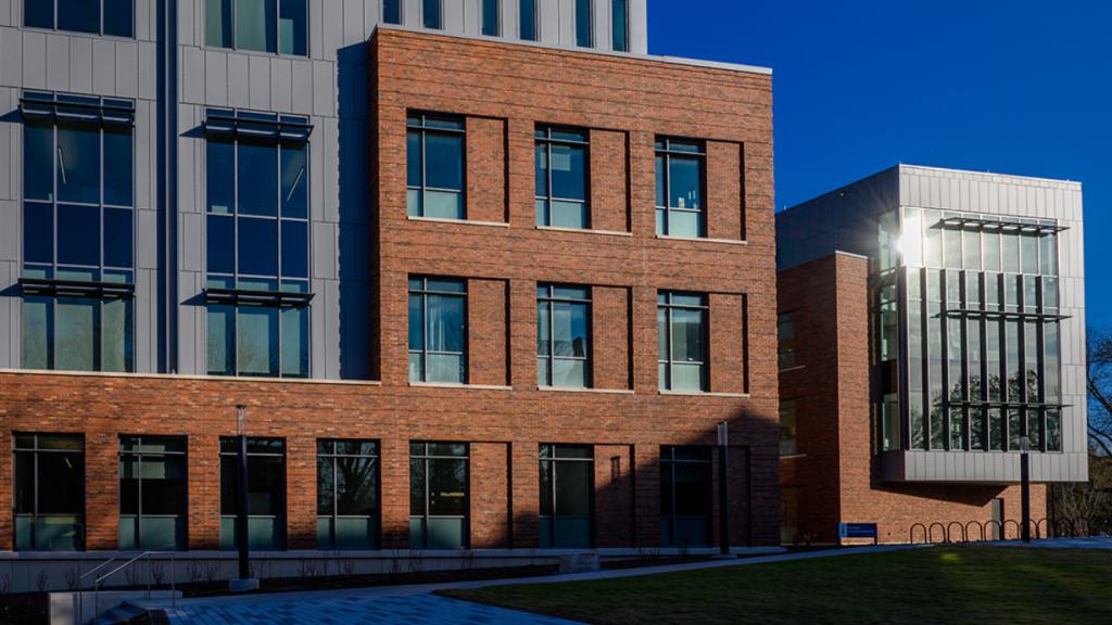 Nursing and Instructional Building