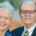 SAFRANS' $1 MILLION GIFT ENDOWS NEW MERIT SCHOLARSHIP
