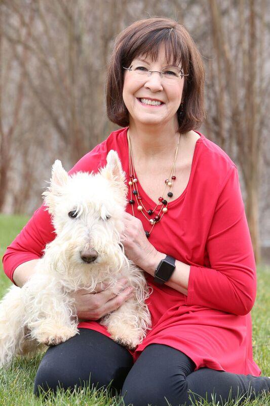 Dean Remsburg with dog