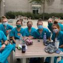 COVID sowed doubts, but nursing student doubled down
